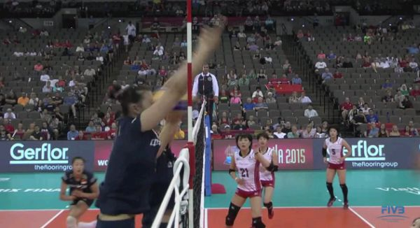 volei china japonia world cup