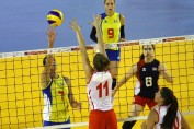 romania nationala volei junioare