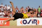 Olsztyn beach volley volei plaja