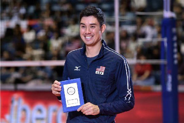 Erik Shoji  cupa mondiala libero