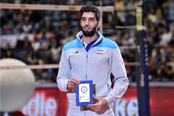 Seyed Mohammad Mousavi Eraghi volei principal