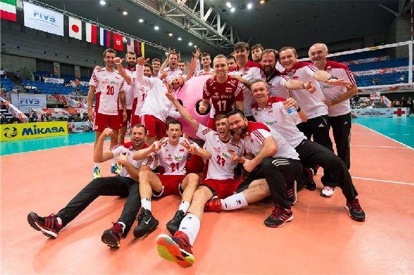 polonia volei cupa mondiala