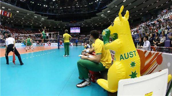 Australienii au venit degeaba cu mascota dupa ei