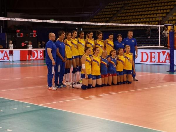 volei nationala romania campionat european