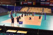 romania nationala volei campionat european