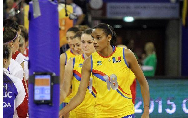 nneka romania volei europene campionat