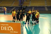 nationala romania volei feminin antrenament european