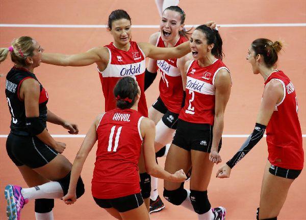 turcia bucurie volei campionat european