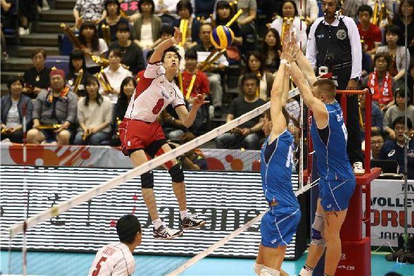 Japonezul Yuki Ishikawa in atac