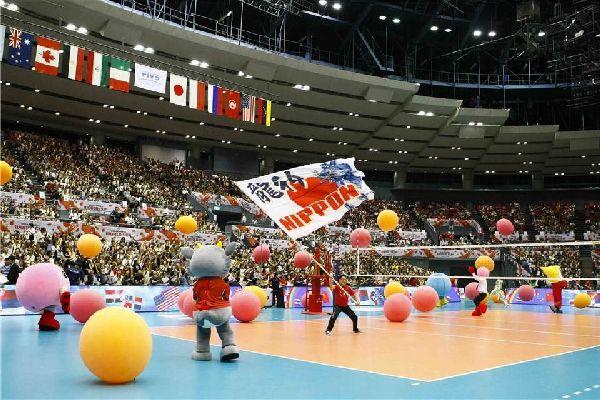Spectacolul e total in Japonia, la meciurile Cupei Mondiale