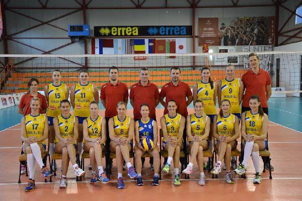 Alba Blaj volei liga campioanelor