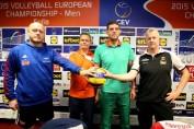 volei campionat european antrenori