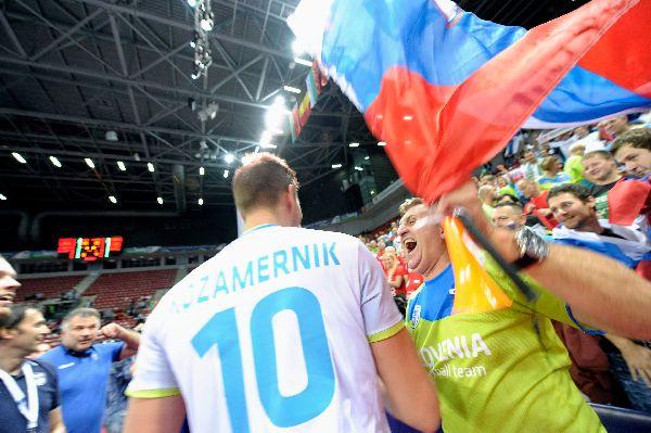 bucurie slovenia volei europene 4