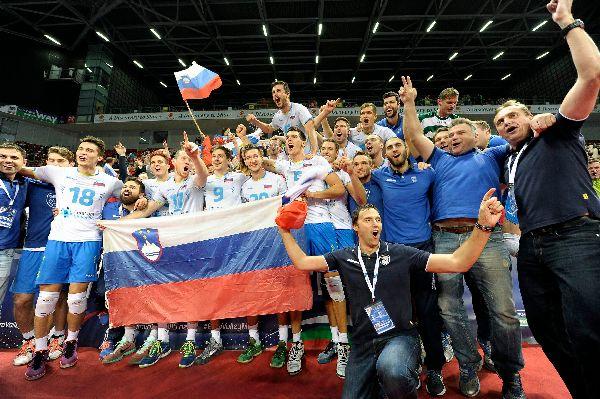 bucurie slovenia volei europene 5