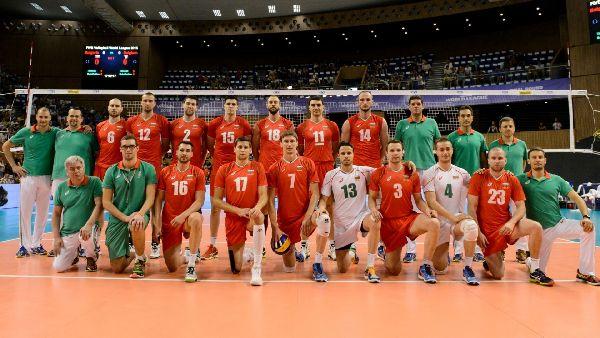 bulgaria echipa campionat european
