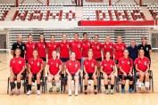 Dinamo echipa volei feminin 2015