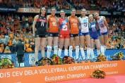 european volei feminin echipa ideala
