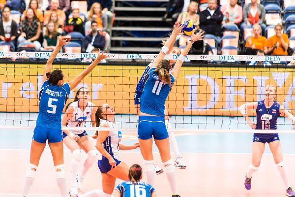 campionat european volei feminin rusia