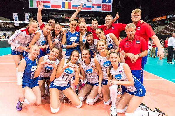 Nationala Rusiei vrea sa-si pastreze titlul european