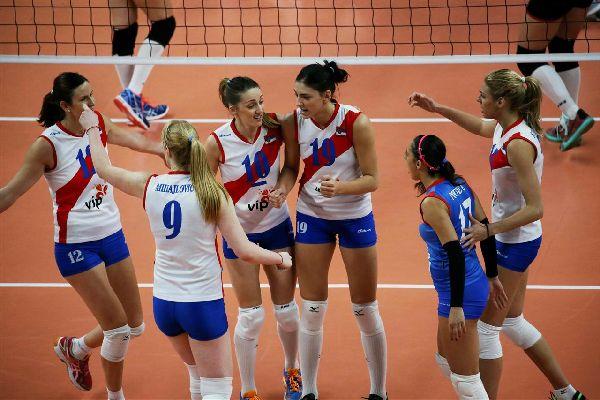 campionat european volei feminin serbia