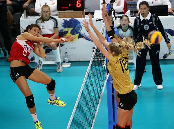 campionat european volei feminin turcia