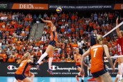 olanda campionat european volei feminin