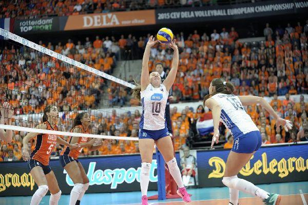 rusia campionate europene finala volei