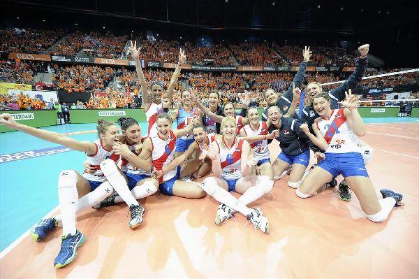 erbia bronz campionate europene volei