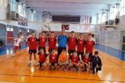 lps oradea cadeti echipa campionat