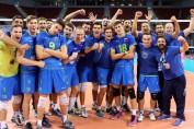 slovenia calificare sferturi european volei