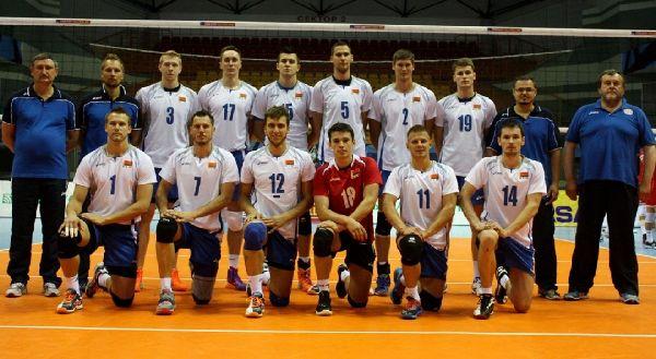 belarus campionat european volei