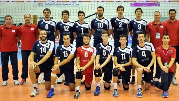 croatia volei campionat european