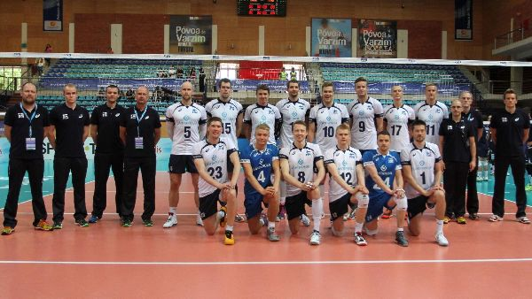 finlanda europene volei nationala