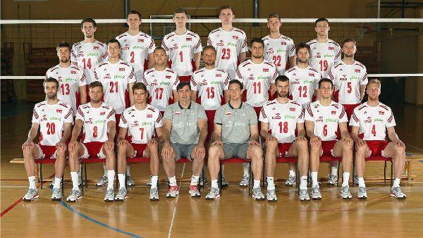 polonia volei campionat european echipa