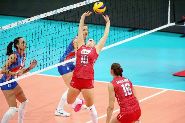 rusia serbia campionat european volei