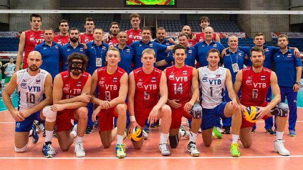 rusia volei campionat european