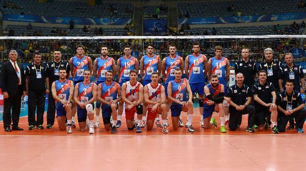 serbia volei campionat european echipa