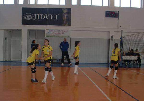ocna mures minivolei feminin echipa