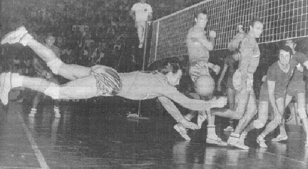 volei campionat mondial 1970 rdg