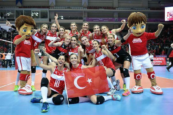 turcia volei feminin turneu preolimpic