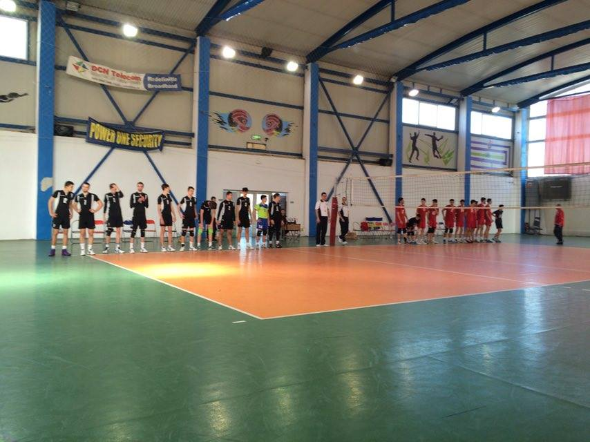 CTF Mihai I si Dinamo au ocupat primele doua locuri ale Seriei B din cadrul campionatului de juniori