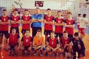 LPS Bihorul Oradea cadeti volei