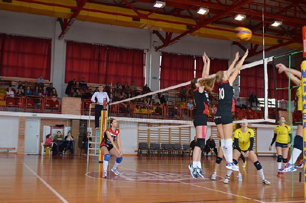 CSM Satu Mare si CSU Oradea se intalnesc in play-off