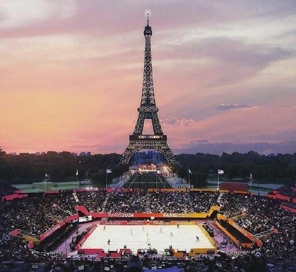 volei plaja paris jocuri olimpice 2024