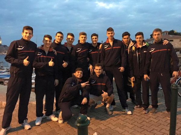 nationala romania volei under 20