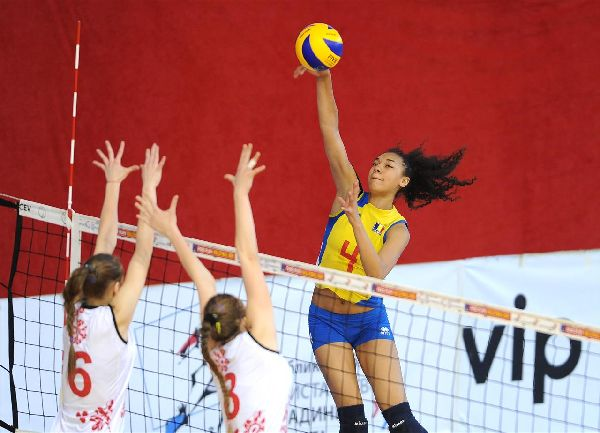 eliza varga nationala romania volei