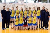 nationala under 19 romania volei