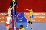 romania under 19 volei feminin