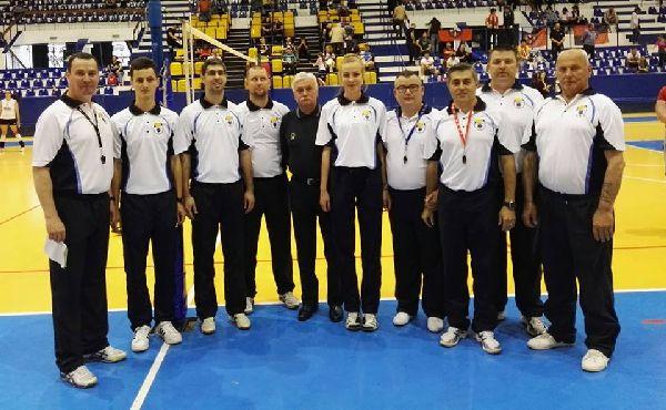 arbitri turneu promovare volei divizia a1 timisoara
