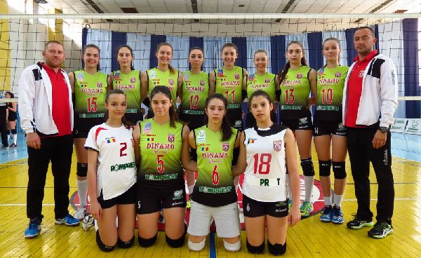 dinamo cadete volei turneu final